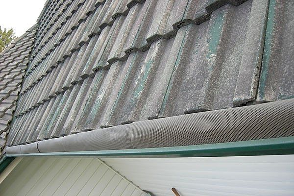 Alumaguard with tile roof