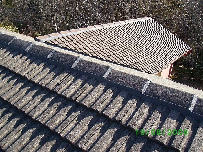 Repointing job at Leura finished